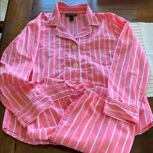 Ralph Lauren PJ set Long sleeve pants & top